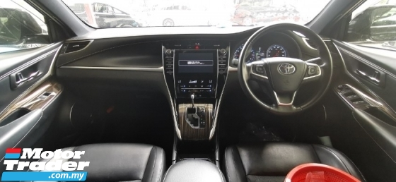 2014 TOYOTA HARRIER 2.0 ELEGANCE / BIG MONITOR / READY STOCK NO NEED WAIT
