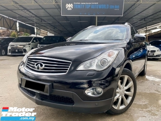 2012 INFINITI EX EX25 TIP TOP CAR KING  218HP