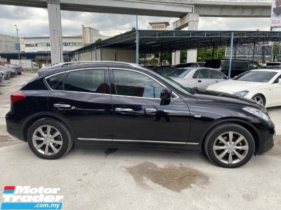 2012 INFINITI EX EX25 TIP TOP CAR KING  218HP