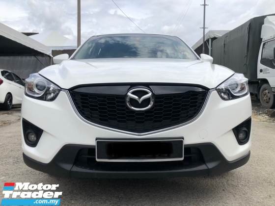 2014 MAZDA CX-5 SKYACTIV 2.0L HIGH,GLS,CX5, Low Mileage,Lady Owner