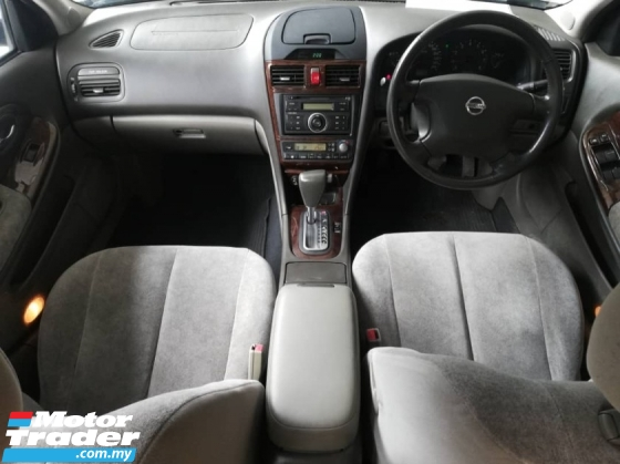 2007 NISSAN CEFIRO 2.0 EXCIMO (A)TIP TOP CARKING