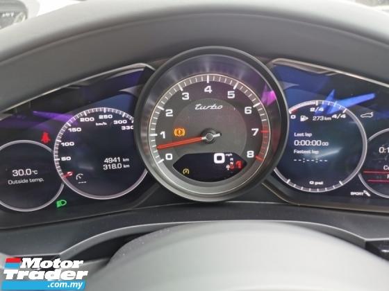 2018 PORSCHE CAYENNE 4.0L Turbo