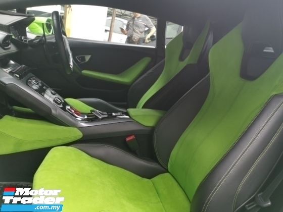 2015 LAMBORGHINI HURACAN 5.2 LP610 4 Unregister