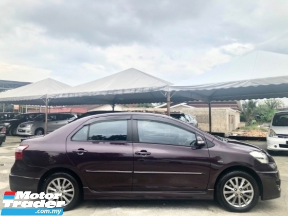 2012 TOYOTA VIOS 1.5 G LIMITED (A) FACELIFT FULL SPEC TIP-TOP CONDITION