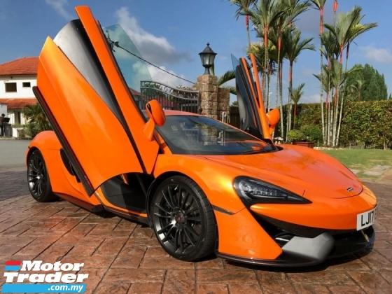 2017 MCLAREN 570 3.8 S Fully Loaded New Car