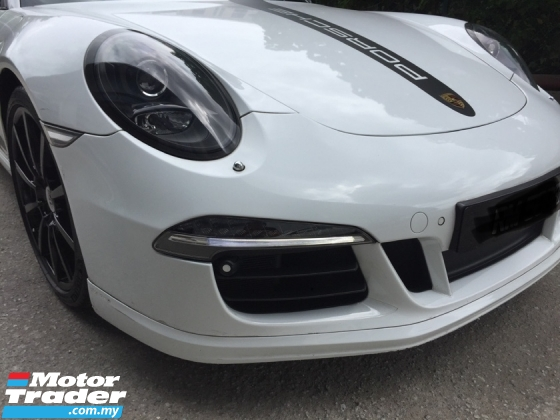 2013 PORSCHE 911 CARRERA S 3.8 S UK SPEC SUNROOF CERAMIC BRAKE REGISTER 2014