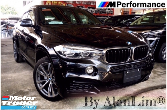 2015 BMW X6 M SPORT 3.0 TURBO (UNREG) FREE WRTY n SERVICE CHEAPEST IN TOWN