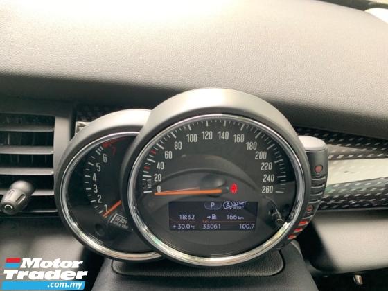 2014 MINI Cooper S 2.0 (A) TwinPower Turbo Japan Unreg BUY&WIN FREE 5 YEARS WARRANTY