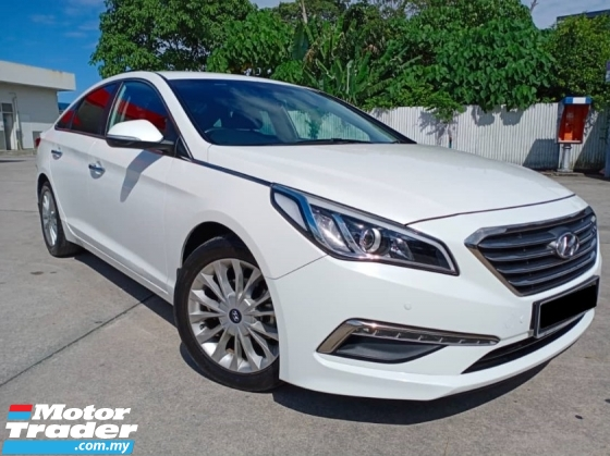 2017 HYUNDAI SONATA 2.0 executive