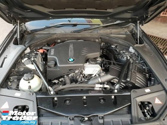 2013 BMW 5 SERIES 528i M SPORT 2.0 (CKD LOCAL SPEC) (FREE 2 YEARS WARRANTY)
