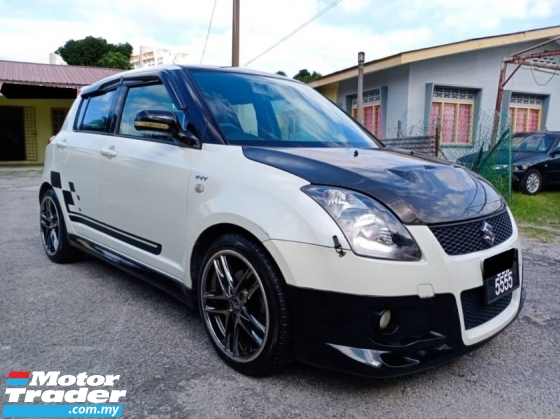 2009 SUZUKI SWIFT SPORT LIMITED
