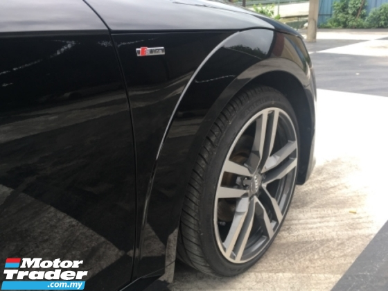 2015 AUDI TT S LINE 2.0 TURBO (UNREG) HANDSOME n LADY CHOICE SPORT CARS CHEAPEST IN TOWN