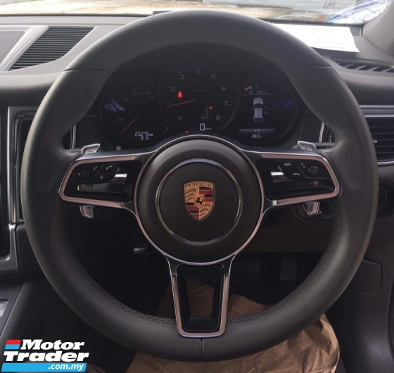 2015 PORSCHE MACAN 2.0 TURBO (UNREG) SUV MONSTER KING CHEAPEST IN TOWN