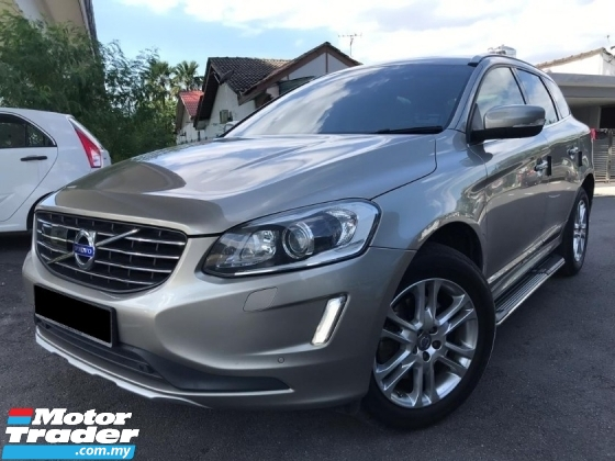 2015 VOLVO XC60 2.OL T6 FACELIFT PREMIUM SPEC NEW TECHNOLOGY ENGINE POWERBOOT ONE OWNER SHOWROOM CONDITION LIKE NEW CAR