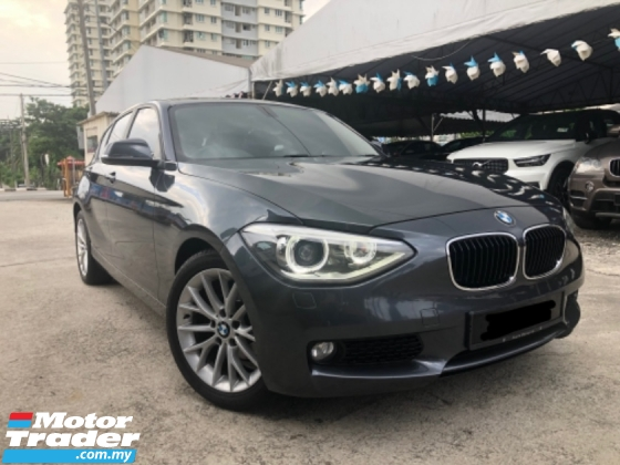 2014 BMW 1 SERIES 116I SPORT, Full Service, Local Spec, Low Mileage, 45k km, Call Now