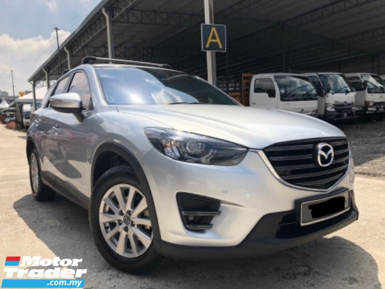2015 MAZDA CX-5 SKYACTIV 2.5L HIGH, Full Service Record, Facelift, Low Mileage, Sunroof, 1 Owner, Call Now