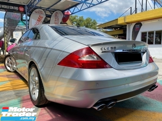 2005 MERCEDES-BENZ CLS-CLASS Mercedes Benz CLS55 AMG 5.4 V8 HARMAN KARDON  WARRANTY