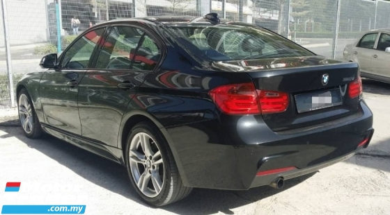 2014 BMW 3 SERIES 2.0 320d F30 M Sport Sedan(TRUE YEAR MAKE)(LOW MILEAGE)(ONE OWNER)(2 YEAR WARRANTY)