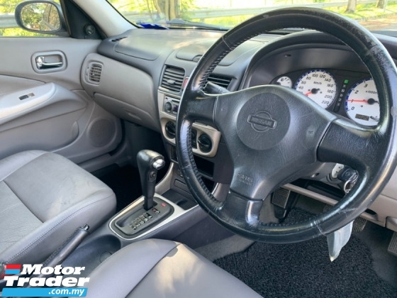 2002 NISSAN SENTRA 1.8 XE (A) Previous Lady Owner TipTop Condition View to Confirm