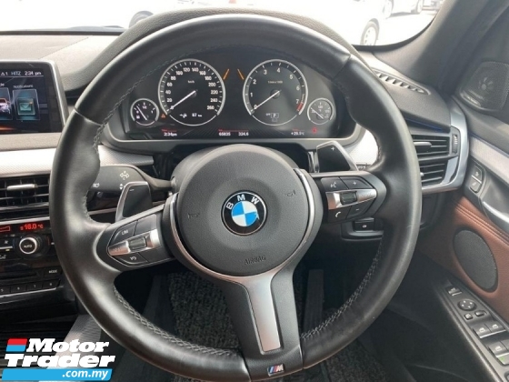 2017 BMW X5 2.0 xDrive40e M Sport FULL SPEC - UNDER WARRANTY - FULL SERVICE RECORD - PETROL - LIKE NEW CAR - END YEAR SALE