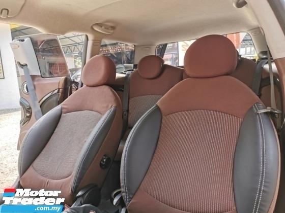 2009 MINI Clubman Mini COOPER S CLUBMAN S 1.6 TURBO LIMITED WARRANTY