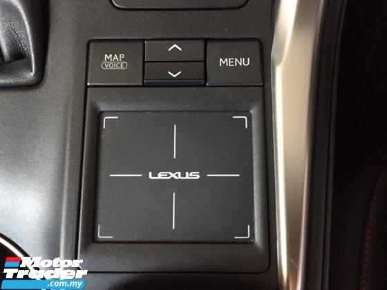 2015 LEXUS NX NX200T F Sport