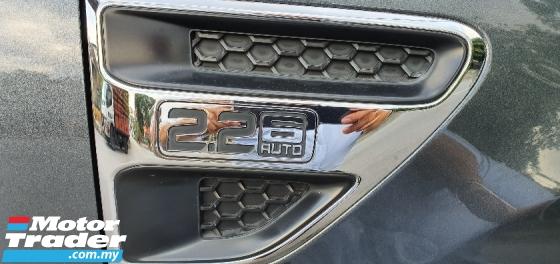 2015 FORD RANGER Ford Ranger 2.2 XLT 6 Speed 4x4Auto ( HI RIDER )