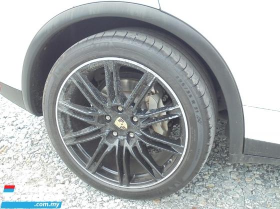 2011 PORSCHE CAYENNE  4.8 S 958 (A) Facelift