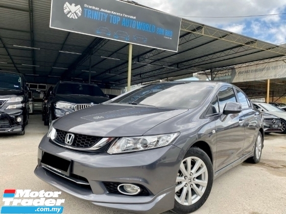 2015 HONDA CIVIC 1.8 FB I-VTEC - NEW FACELIFT - UNDER WARRANTY - FULL SERVICE - LIKE NEW CAR - FULL BODYKIT - PROMO CNY 2020 SALE