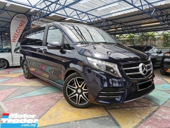 2017 MERCEDES-BENZ VITO Mercedes Benz Vito V220 D 2.1 AMG CBU UndWARRANTY
