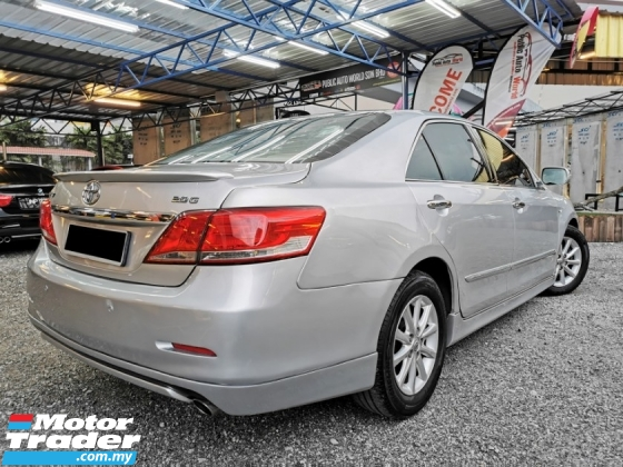 2009 TOYOTA CAMRY Toyota CAMRY 2.0 G LEATHER WARRANTY NEW FACELIFT