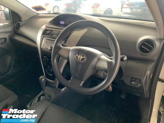 2010 TOYOTA VIOS 1.5E (AT) TIP TOP CONDITION
