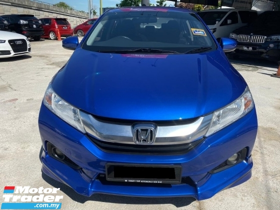 2015 HONDA CITY 1.5 IVTEC FULL SPEC