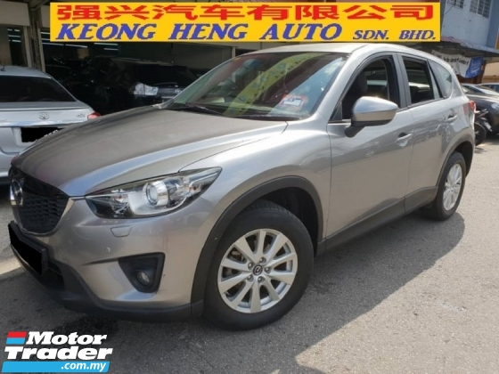 2013 MAZDA CX-5 2.0 2WD (CKD Local Spec)