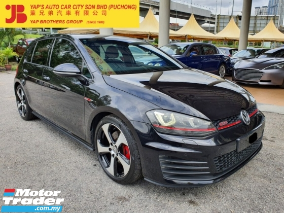 2015 VOLKSWAGEN GOLF GTI MK7 2.0 LOCAL CBU , WARRANTY TILL 2021