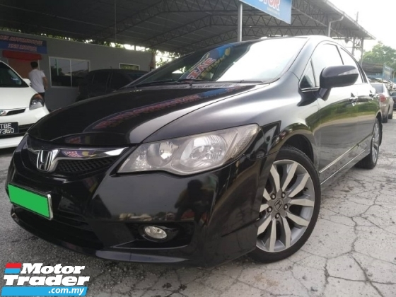 2009 HONDA CIVIC 2.0 i VTEC FACELIFT (A) MUGEN RR KIT