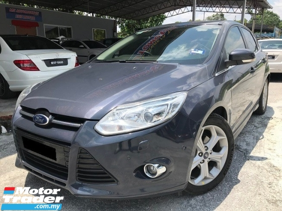 2013 FORD FOCUS 2.0 Ti-VCT SPORT + (A) Hatchback