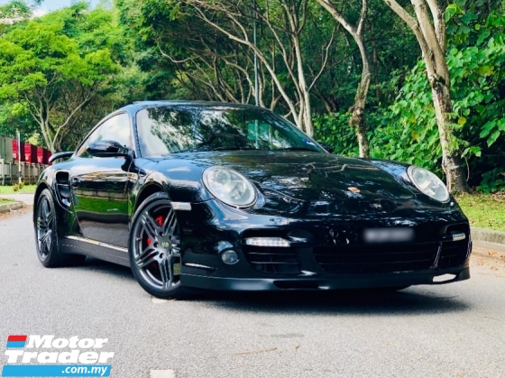 2007 PORSCHE 911 (997) TURBO 3.6 WELL MAINTAINED