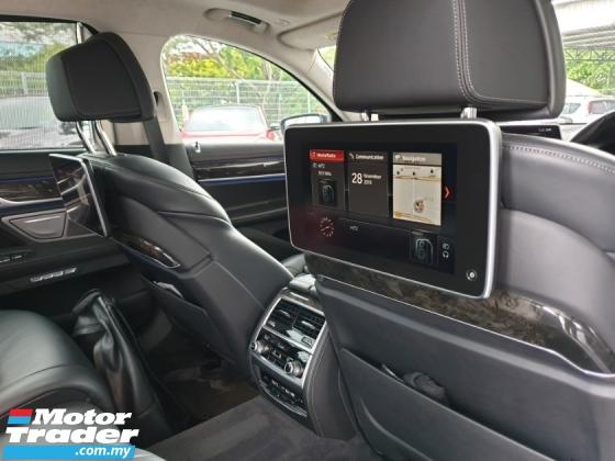2017 BMW 7 SERIES 740 LE 2.0 xDRIVE 13K KM ONLY WARRANTY TILL 2022