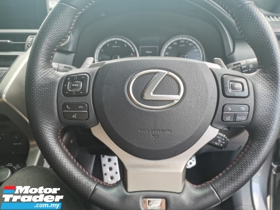 2014 LEXUS RX 200T F Sport-Sunroof - HUD -LKA-PCS- Unregistered