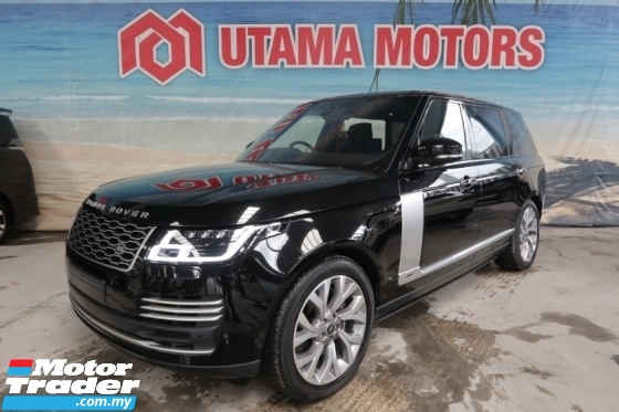 2018 LAND ROVER RANGE ROVER VOGUE AUTOBIOGRAPHY 5.0 V8 LWB LUXURY SPECIAL PROMOTION READY STOCK
