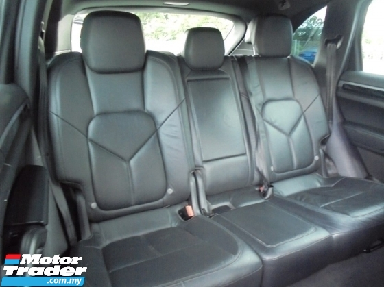 2011 PORSCHE CAYENNE 3.0 Diesel Turbo AWD Sunroof Rg.12