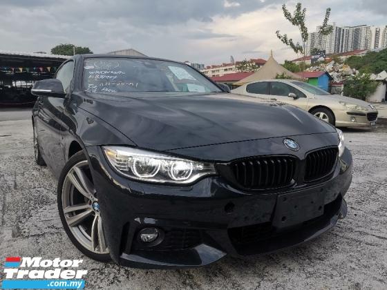 2014 BMW 4 SERIES 428i 2.0 COUPE M SPORT JAPAN SPEC UNREG