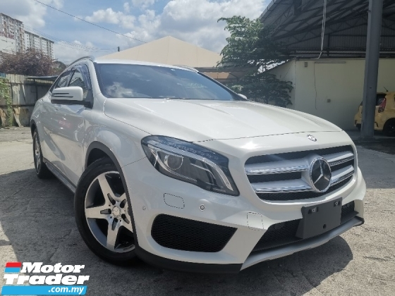 2015 MERCEDES-BENZ GLA 250 SUV 4 MATIC  AMG JAPAN SPEC UNREG