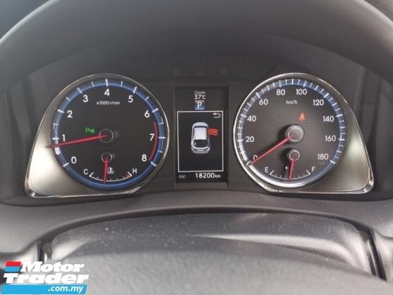2015 TOYOTA HARRIER 2.0 Elegance SUV UNREG