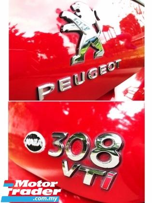 2012 PEUGEOT 308 1.6AT TURBO PREMIUM