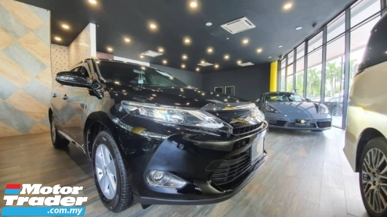 2015 TOYOTA HARRIER 2.0 ELEGANCE INCLUDED SST# RMCO OFFER