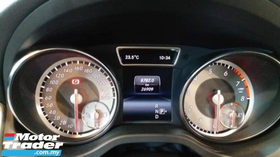 2015 MERCEDES-BENZ CLA 180 AMG 1.6 (A)