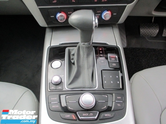 2014 AUDI A6 2.0 Hybrid (A) Mega Offer Warranty