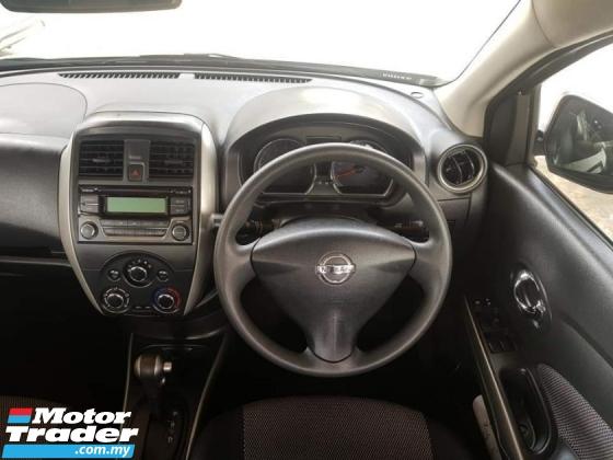 2015 NISSAN ALMERA 1.5 V auto Facelift